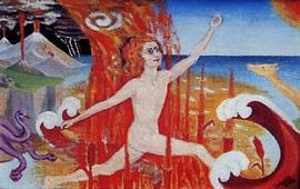 Древние армянские боги помимо верховного бога Ар