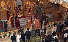 Армянская община в канун Рождества в Сирии