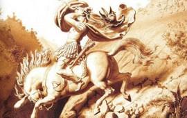 Закованный Артавазд - Легенды Арарата