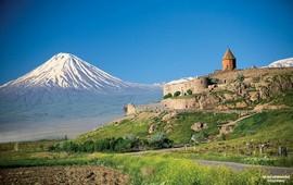 Арарат - Здесь могилы армянских царей