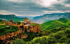 Чудесная Армения - Фото-видео зарисовки