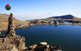 Грозный Вишап вулкана Арагац