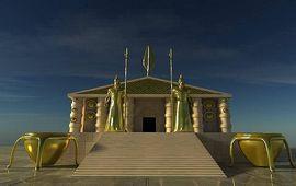 Храм Мусасир - Раскопки в Хорсабаде