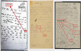 Расшифрованная телеграмма раскрывающая геноцид армян