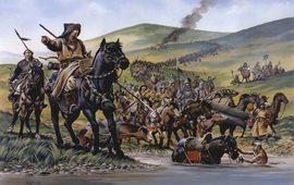 Почему монголы вторглись в Армению?