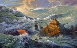 Всемирный потоп - Главная причина - Парис Геруни