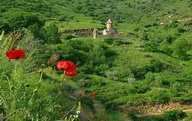 Природные зоны Армении