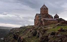Монастырь Ованнаванк - Армения - 1216 г. н.э.