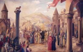 Царь Армении Пап и его политика