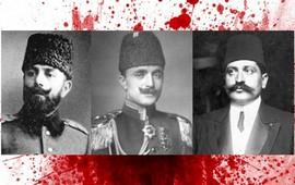 Бесславный конец кровавых убийц - Геноцид армян