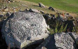 Древние астрологические карты на скалах Армении