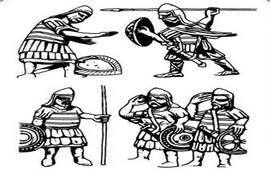 Армянская пехота Византии - Ян Хит