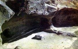 Древний подземный город в Спитаке