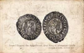 Видеоподборка монет Древней Армении