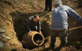 Историческая Армении - Малатия - Обнаружен древний кувшин