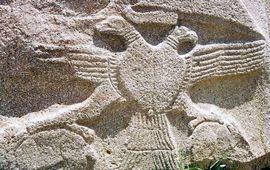 Двуглавый орел - Символ Венеры в Древней Армении