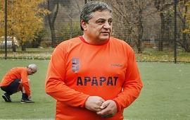 Хорен Оганисян - Футбольная история