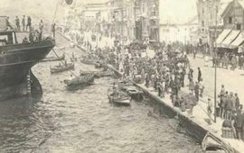 Японцы спасали армян и греков от Геноцида