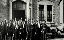 Турция была первой страной признавшей Геноцид армян