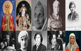 Армянские женщины в истории мира