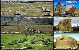 Древняя астрология и бурение в камне