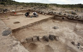 В Армении найдена уникальная древняя стоянка - VIII-VII д.н.э.