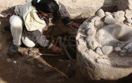 Археологические памятники - Cокровище Армении