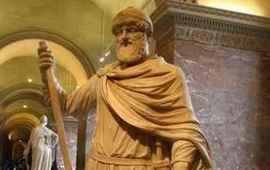 Рим признает Династию Аршакидов - Царь Армении Трдат I