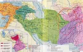 Армения - Парфия - Рим после Тиграна II