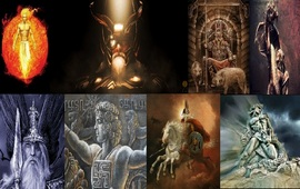 Ваагн - Прототип бога Одина