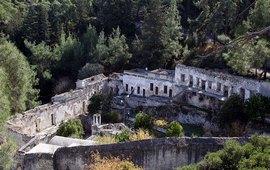 Армянская церковь в оккупированном Кипре
