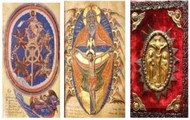 Армянские наскальные рисунки и знаки культур