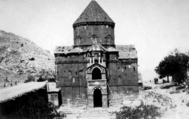 Об армянских церквях в Турции