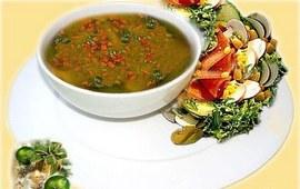 Древний рецепт из провинции Тарон