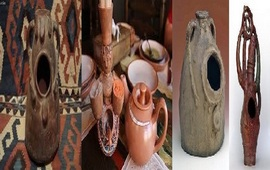 Поклонение земле соли и камню в Армении