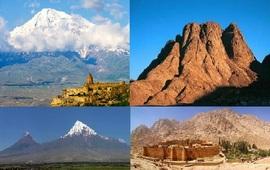 На гору Арарат и на Синай