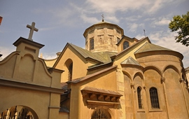 Армяне - Посредники между Львовом и Востоком