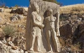Царь Коммагены Антиох I Теос Ервандид