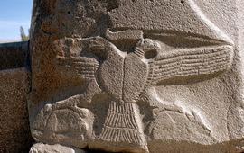 Мотив двуглавого орла в Армении