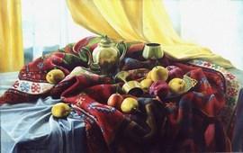 Искусство Арсена Агаханянца