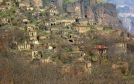 Древнее село Ин Хот - Hin Khot - Армения