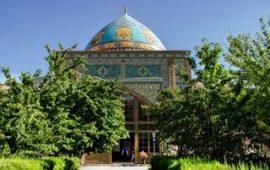 Голубая мечеть Еревана в списке ЮНЕСКО