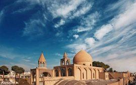 Иран намерен включить армянский храм