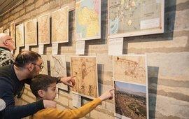 Выставка - Исторические карты Армении