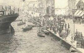 Японцы спасли греков и армян во время геноцида