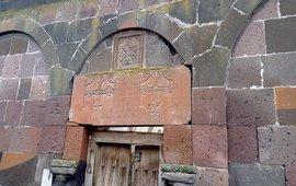 Кувшины в церковной архитектуре Армении