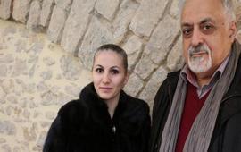 Хачкар во Франции в память Геноцида армян