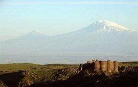 Город Крепость Амберд - Армения