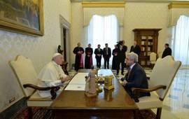 Хронология визита Сержа Саргсяна в Ватикан
