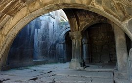 Монастырь Ахпат - Армения